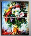 güzel yağlıboya fotoğraflarını çiçekler