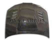 carbon fiber car parts front bonnet for Subaru Imoreza WRX 2006-2007