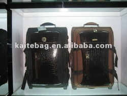 newest popular EVA black luggage