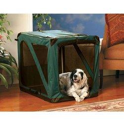 Foldable Pet Soft Crate