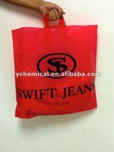 LDPE flexi loop handle bag