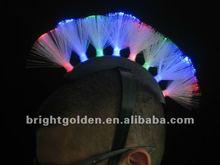 L.E.D. Mohawk Head Piece 8 fibers