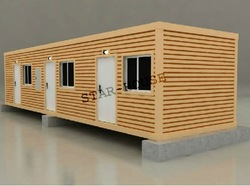 prefabricated houses low cost Manufacturer