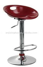 Modern Popular adjustable swivel ABS plastic bar stool chair XH-151