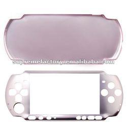 For PSP-3000 Aluminum Full Protect Case Pink