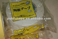 two faces carpet tape fixed gummed tape