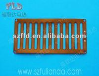 Customize 3.7v 5v 7.4v 9v 12v 24v 36v 48v 60v kapton heating pad
