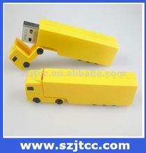 USB Flash Truck Shape