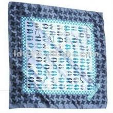 2012 newest digital print silk scarf