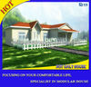 New Design Nice Appearance Prefabricated Concrete Villa House
