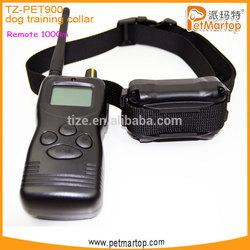 Pet dog training collar TZ-PET900 (1 for 3) Dog training products