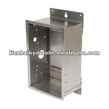 stainless steel shell for bathtub