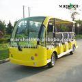 14 plazas eléctrico de autobuses de pasajeros para la venta dn-14 con el certificado del ce ( china )