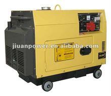 2012 hot sale!!!5kw generator powered by Yanman engine