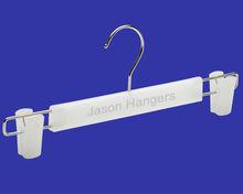 LGH008 Plastic Hanger for pants