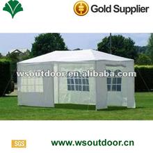 3 * 6 m del partido tiendas de campaña de la boda tiendas de campaña tiendas de automóviles Canopy gazebo