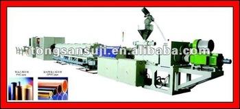pipe making PVC machine