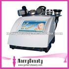 Handheld microcurrent beauty machine V8 luxury beauty system