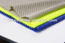 Tricot mesh fabric