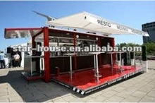 container coffee shop (certificated by ISO,CE,CSA,AS) Manufacturer