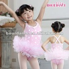 Childern camisole tutu dress/ leotard, for dance and ballet