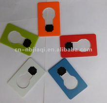 2012 hot sale mini Led card light