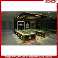 De moda de madera de vidrio escaparate de la exhibición ( propia fábrica )