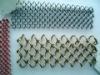 vinyl coated chain link fencing mesh