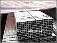 ASTM A53 Gal Square & Rectangular Steel Tube