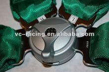 2012 Hot Selling FIA 2017 Homologation Eyebolts 3 inch harness safety belt
