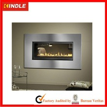 2012 luxurious wall mounted electric fireplaces