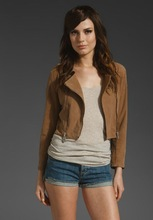 Cropped Jacket for women HSC057