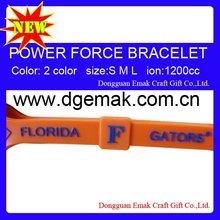 silicone college class rings bracelets -GEORGIA-BULLDOGS
