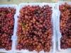 Fresh fruit - sweet red grapes