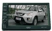 car DVD player for chery Tiigo MVM X33, factory price good quality, with gps/am/fm/dvd/cd/bluetooth/tv