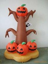 Hot Hallloween decoration, inflatable ghost pumpkin