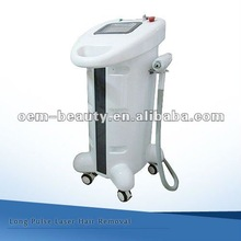 P001 nd yag laser working permanent hair removal for men