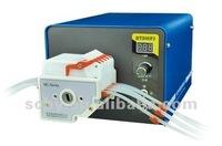 High precision peristaltic dosing pump