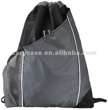 Sidecar Drawstring Pack (Grey)