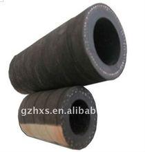 Guangdong China black abrasion resistant sand blast hose