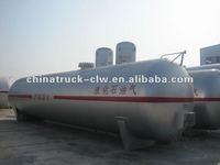 50cbm to 100cbm LPG propane semi trailer tankers