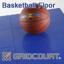 Basketball event flooring