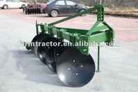 small tractor PTO disc plough