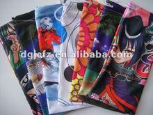 fabric microfiber glass bag/microfiber eyeglass bag/sunglass pouch