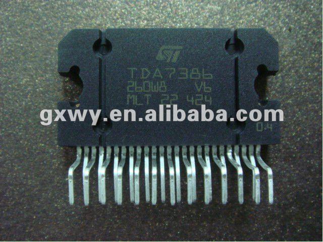 TDA7386 интегральная схема