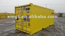 standard containers, various special containers for marine, high way and railway and modularized integrated equipment containers