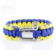 2012 latest fishfail wholesale 550 paracord bracelet supplies