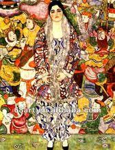 Gustav Klimt oil painting