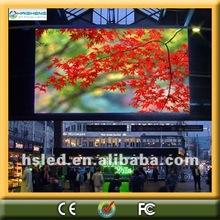 Pantalla de LED a todo color gigante de alta calidad en camion para anuncios y publicidades moviles