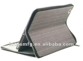 Suit Fabric Fancy Case For iPad 2